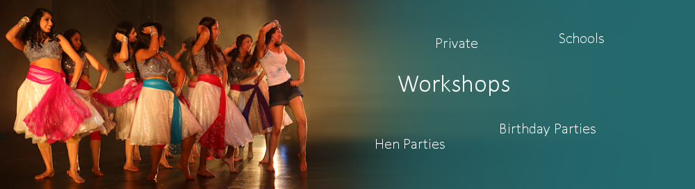 Bollwood Dance Workshops